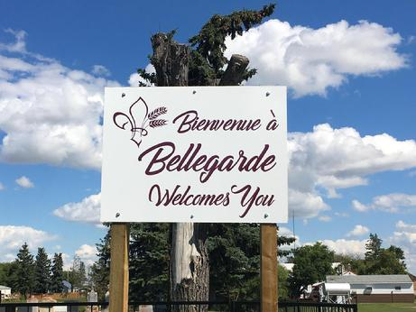 Bellegarde Welcomes You